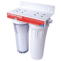 Проточный Фильтр для воды Новая вода E210