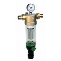 """Honeywell F76S-1 1/2"""" AA  промывной фильтр механической очистки воды"""