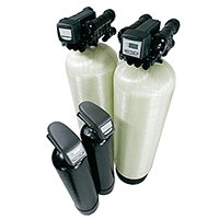 Автоматический фильтр непрерывного умягчения SFS 1465-255-964 Duplex