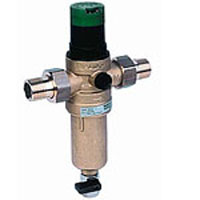 Фильтр механической очистки для горячей воды FK06-3|4 AAM с редуктором давления