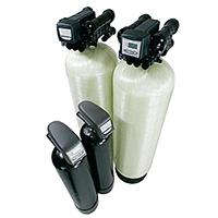 Автоматический фильтр для удаления растворенного железа и марганца MGS - 2160 - MG 94 – 1.5
